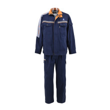 Pakai Kerja Chalco Industri Long Coat Wear