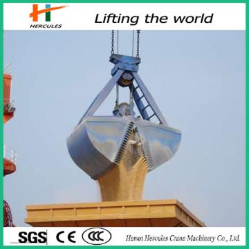 Leistungsstarke hydraulische Bulk Cargo Greifer für das Heben von Schüttgut