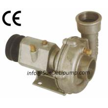 (CR200) Acero inoxidable/latón intercambiador de calor marino crudo mar agua bombas China