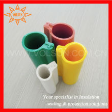 Outdoor Silicone Rubber Cable Cover High Voltage