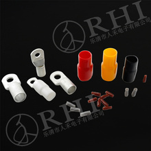 Copper cable ring lugs with battery ring types for crimping