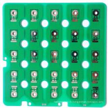Nouvelle carte de circuit imprimé d'énergie