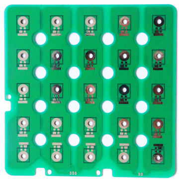 New energy printed circuit board
