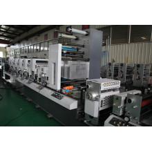 Máquina de impresión de etiqueta