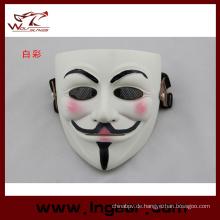 V Killer Movie Maske taktische Maske für Airsoft