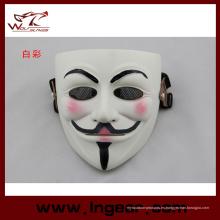 V asesino película máscara táctica máscara para Airsoft