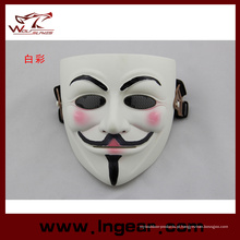 V a máscara assassino filme máscara tática máscara para Airsoft