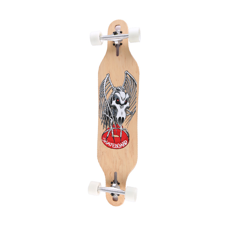 Canadian Maple Complete Cruiser Long Skate Board