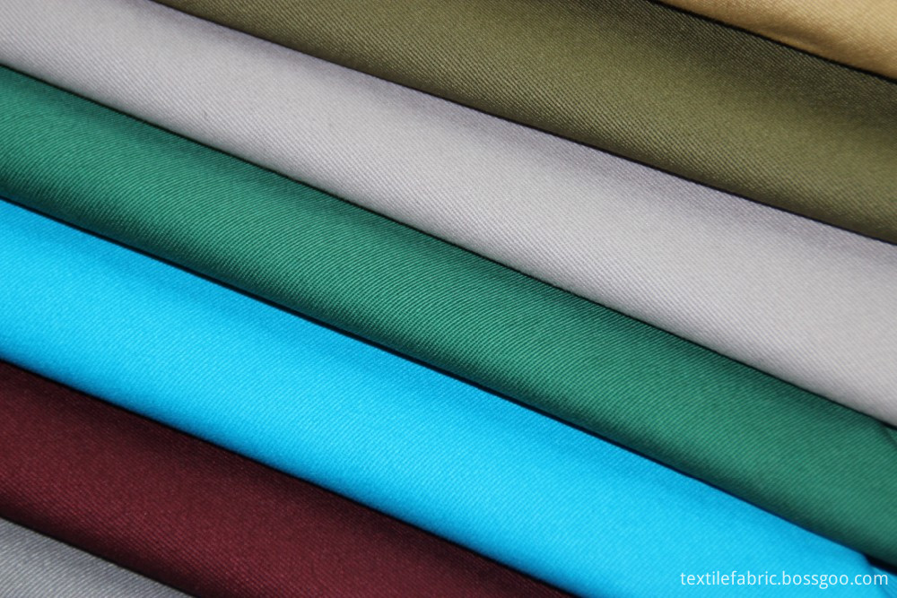 twill fabric for workwear