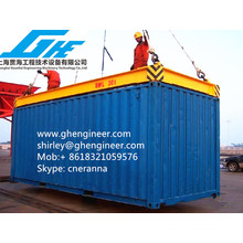 20 футовый полуавтоматический разбрасыватель контейнеров
