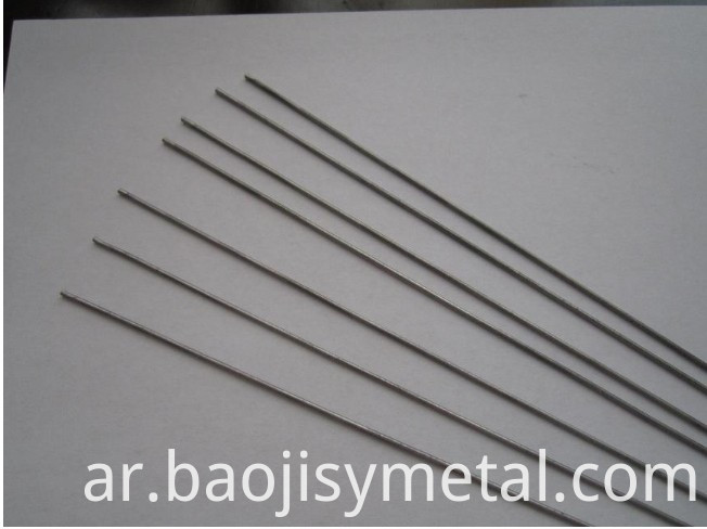 W2 Stainless Tungsten Bar