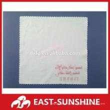 Maßgeschneiderte Bildschirm Seide gedruckt microfiber Schmuck Poliertuch