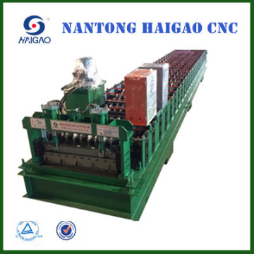 corrugated sheet metal used machine/ tile roll forming machine color metal steel