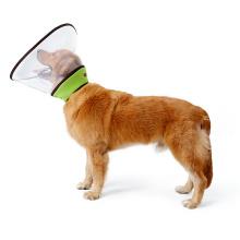 Doglemi Extra Large Pet Health Recovery Elizabethan Collares de protección Durable
