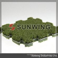 резиновый сплит совместное трава,резиновая установки травы
