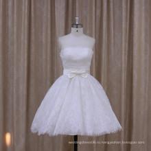 LA573 нектарных очаровательная кружева свадебное платье