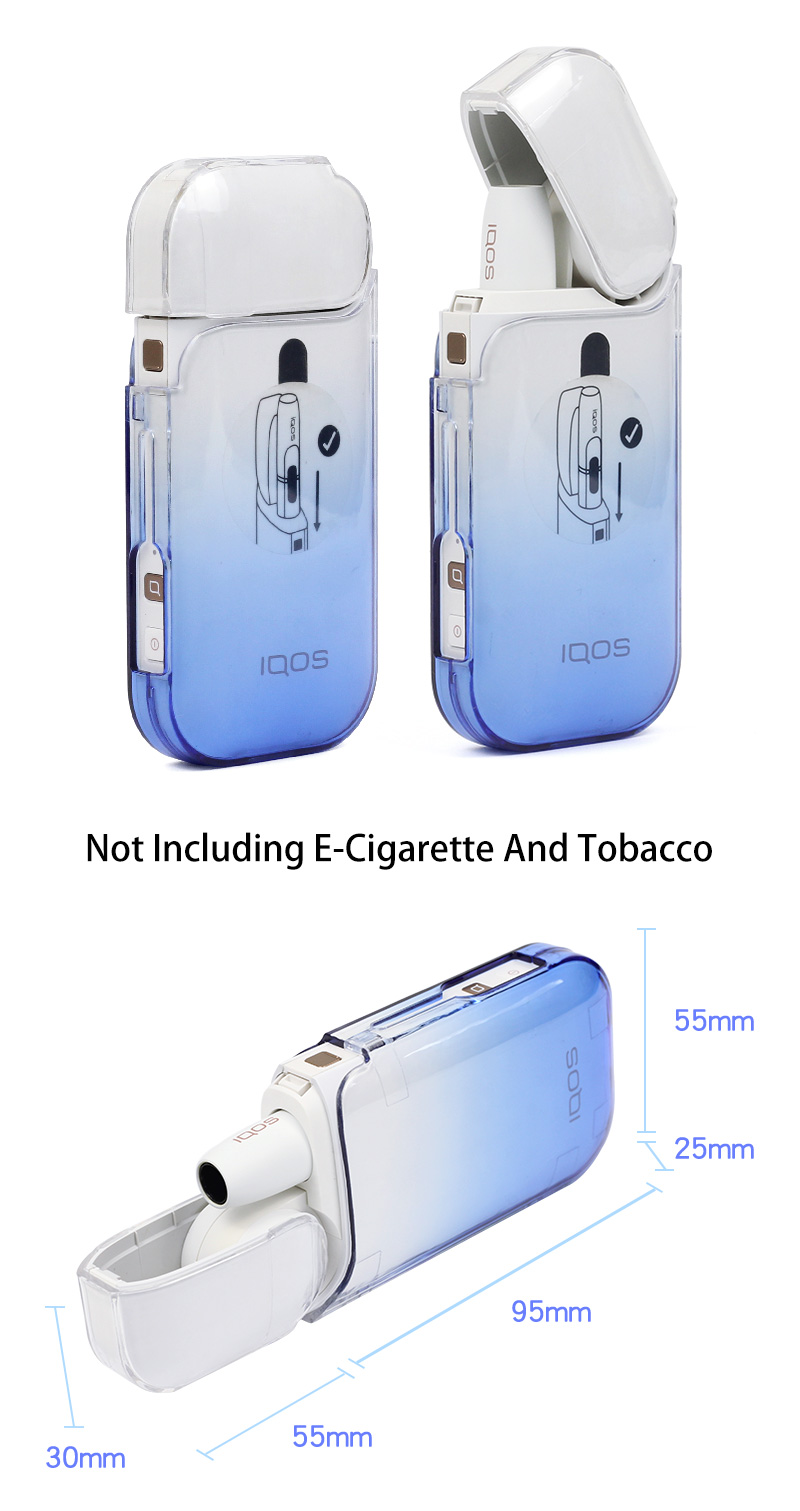Iqos Gradient Color Case