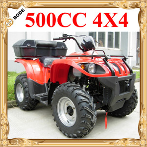 trade assurance 4-stroke engine 500 cc atv 4x4