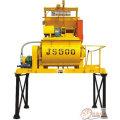 High Quality Twin-Shaft Concrete Mixer Machine Price