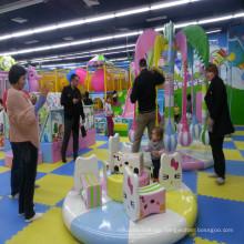Children′s Indoor Playground Design Indoor Playground Games for Kids