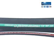 Manguera flexible de goma hidráulica EN856 4SH Manguera de tubería