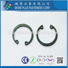 Made in Taiwan Stainless Steel Carbon Steel Basic Internal RTW Retaining Ring Snap Ring