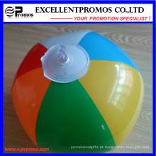 Promoção logotipo personalizado bola de praia inflável de PVC (EP-B7099)