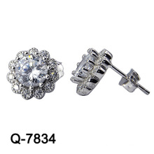 New Design 925 Silver Fashion Earrings Jewelry (Q-7834. JPG)