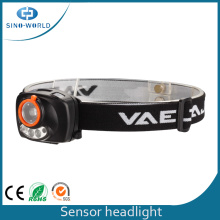 Zoomable Battery Powered High Quality Head Light