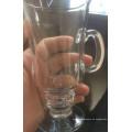 Copa de café de vidrio Taza de cerveza Copa de bebida Copa de helado Kb-Hn07176