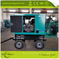 high quality 25kva portable diesel welding generator for sale