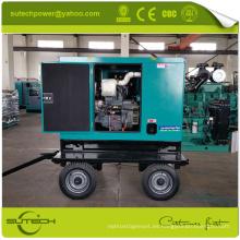 generador de soldadura diesel portátil de alta calidad 25kva para la venta