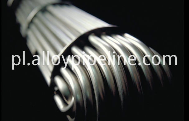 heat exchanger tube UNS S31803 A789