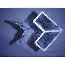 Perfil de extrusión de aluminio 015