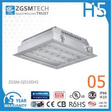2016 neue 100W LED Licht Baldachin mit Super Bright 150lm / W LED