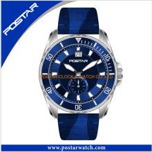 Top Quality Quartz Mens Sports Watch Nylon Strap Watch