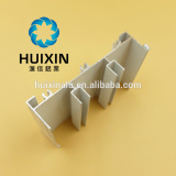 Hot Sale anodized aluminum black angle Aluminium Profile for window and door