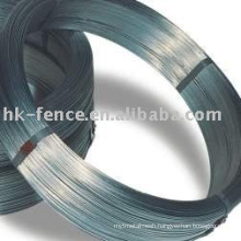 1 hot galvanised wire