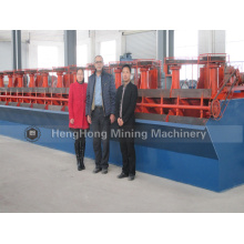 CE Certified Copper Ore Flotation Machine For Sale
