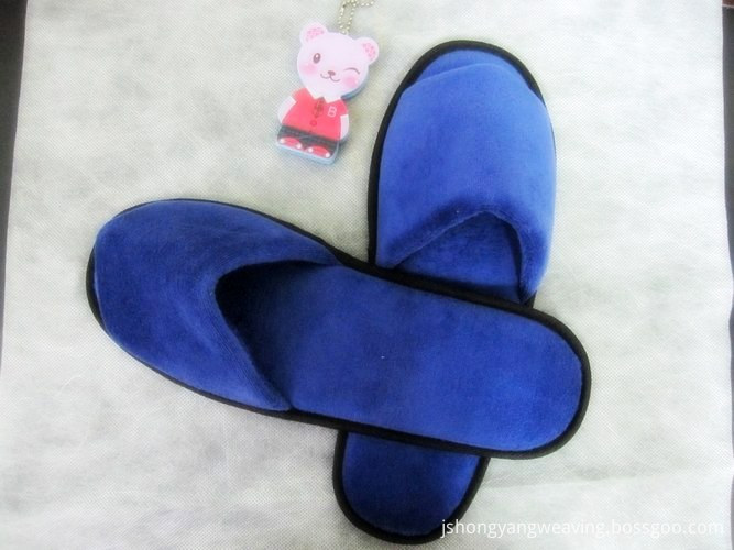 Hotel Embroidery Logo Slipper
