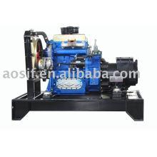 15kva Shanghai Diesel-Generator-Set