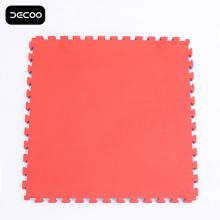 Red Color EVA 2cm Tatami Judo Floor mat