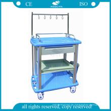 AG-IT003A3 ABS Pflegebehandlungsklinik Verbandwagen für medizinische