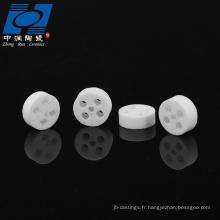 isolateurs en céramique d'alumine