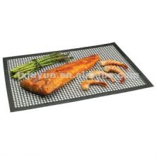 PTFE Reutilizable Non-stick Hoja de malla de cocina