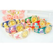 Heiße Verkaufs-Luxus-Volksart-Rhinestone-Schmetterlings-Armband-Uhr B076