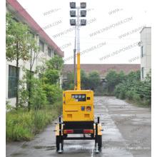 Torre de luz móvel do motor diesel (6700LN)