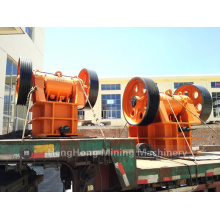 Rock and Stone Jaw Crusher