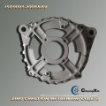 Metal Casting Technology Aluminum Endcover for Truck Alternator