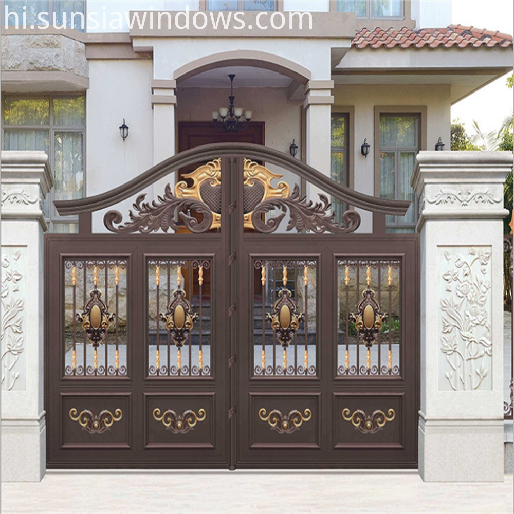 Lockable Garden Gate